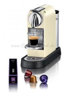 Delonghi Nespresso Citiz EN 165.CW