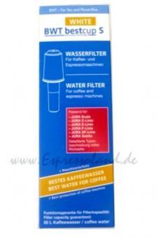 BWT Bestcup S White Jura Wasserfilter