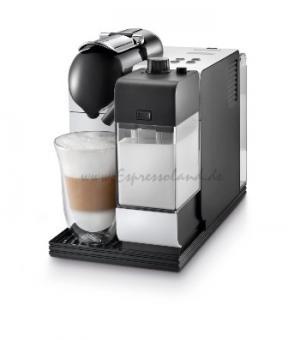 Delonghi Nespresso Lattissima+ EN 520.W