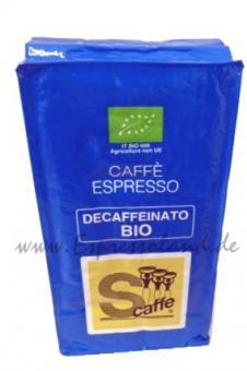 Schreyögg Caffé Decaffeinato 250g gemahlen