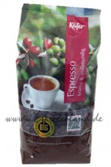 Käfer Espresso 1kg ganze Bohne