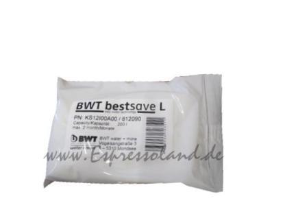 BWT bestsave L Kalkfilterpads