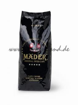 Mäder Espresso Italy 1kg Bohnen