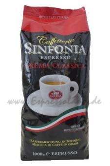 Saquella Sinfonia Espresso 1000g Bohne