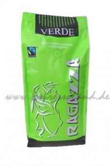 Ragazza Verde Bio&Fairtrade Kaffee