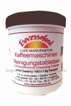 Espressoland Reinigungstabletten 150x1,6g